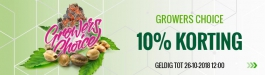 Aanbieding Growers Choice